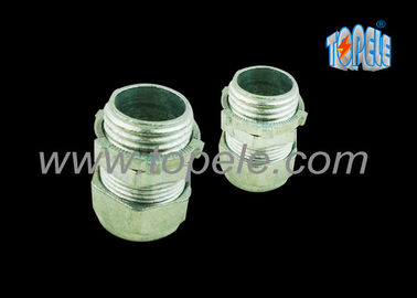 "China 3/4"" Zink/Stahl-Verbindungsstück Iso-Norm der Emt-Fittings-Kompressions-EMT fournisseur"