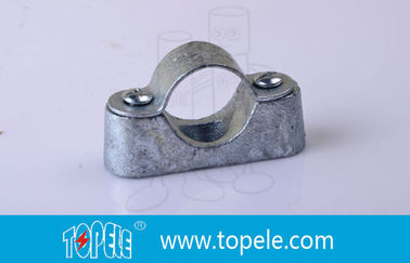 China Eisen-Hochleistungsabstands-Sattel des Rohr-BS31/BS4568 formbares der Installations-20mm mit Basis fournisseur